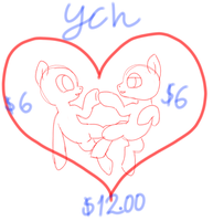 YCH SOLD by BananaSplitzel