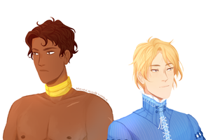 CAPTIVE PRINCE by itsnucleicacid
