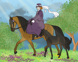 An Afternoons Hack by saffron-gryphon
