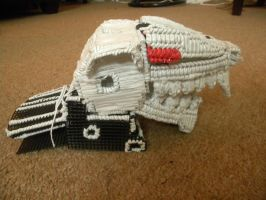 Head of Liger by Keith60153