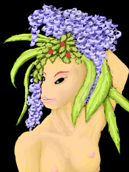 Dryad Preview by Nighzmarquls