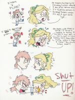 SHUT UP by Beatlesluver by musicals
