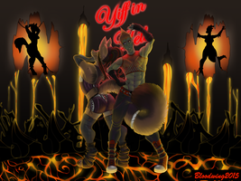 Yiff in Hell by SBloodwing