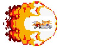 SUPER TAILS SPRITE by hypertails7798