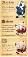 Newsletters de Natal 2009 by juliomolina