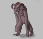 Monster design by xXNuclearXx