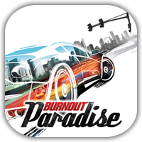 Burnout Paradise Game Icon by Wolfangraul