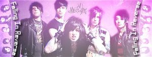 Falling In Reverse Signature by Andrea6661