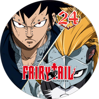 Fairy Tail DVD - 24 by Fan-Art-Otaku