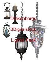 Lights pack by 3DigitalStock