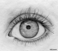 Eye by rmayani