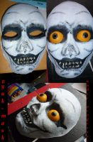 Ryuk Cosplay - under progress by AkatsukiFan505