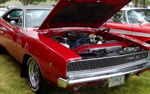 1968 Dodge Charger [2485] by amordragon