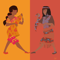Indians by aggielexi