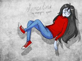 Marceline by blackxmath