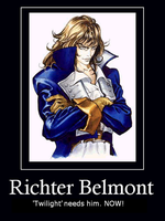 Richter Belmont by dudewithlonghair