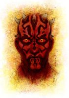 Maul by TheDarkness86