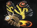 Mothra by BruceWhite