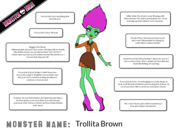 Trollita Brown by dancefever92