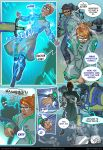 RetroBlade Page 31 by Vermin-Star