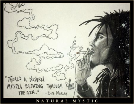 Natural Mystic by e11even11