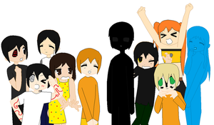 Ain't No Party Like an SCP Party by Ask-HumanSCPs
