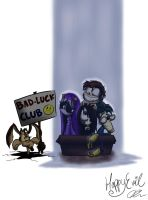Bad Luck Club by HappyEvil101
