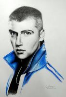 Mark Feehily by LencreDeRouge08