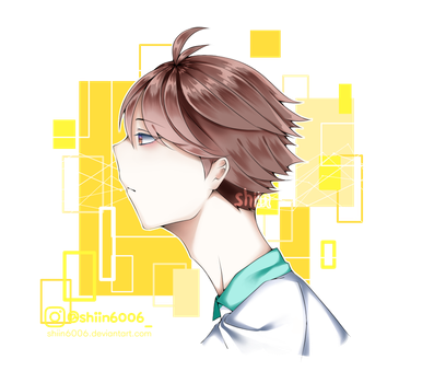 Oikawa by shiin6006