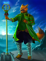 Farr the Fox by 7THeaven