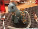 Madame Burger my little pony by lovelauraland