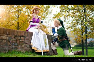 Legend Of Zelda: Twilight Princess 03 by dizzymonogatari
