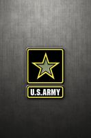 US ARMY Gray Grunge WP1 by drouell