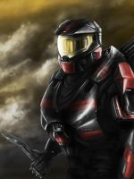 HALO Spartan 144 by jose144