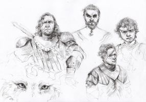 Game of Thrones by ALEXAst