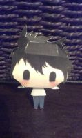 L Papercraft by Ferriswheelshipping1