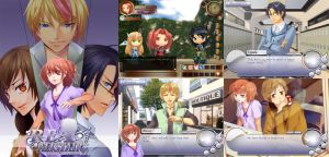 RE: Alistair++ - Otome Game by sake-bento
