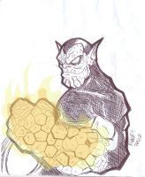 SuperSkrull by roberuniverse