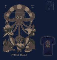 Lord Helix design for Neokan by UmbreoNoctie