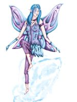 Ivera The Air Faerie by punkisstillcool