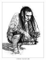 Mortiis by chaosartifex
