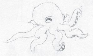 Octopus by TomQuoVadis