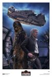 STAR WARS CELEBRATION ORLANDO Exclusive Art Print by Erik-Maell