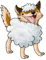Derp in Sheep's Clothing by LoboSong