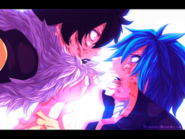 Fairy Tail 369 - The place prayers are heard by hyugasosby