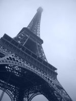 Eiffel Tower by sinister-pumpkin