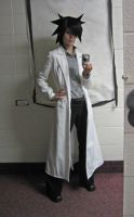 Dr. Fudo cosplay - finished by Malindachan