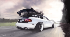 Do you even downforce, bro? by Sverre93