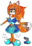 A New Outfit for Fire by germanname