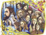 Game Of  Thrones by BankyOne